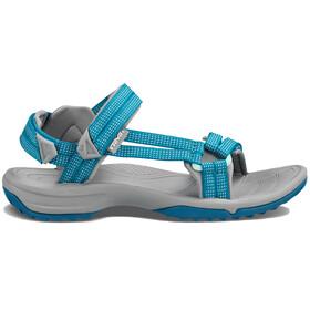 Teva W's Terra FI Lite Shoes City Lights Blue